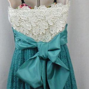 Betsey Johnson Dress Size 4 Small Formal Prom